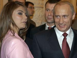 Путин и Кабаева - скоро свадьба?